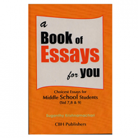 buy now Book-of-essays-for-you-for-middle-school-students from edmediastore