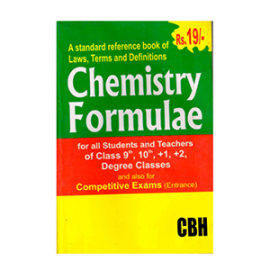 Chemistry-Formulae from edmediastore