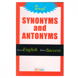 buy now Synonyms-and-Antonyms from edmediastore