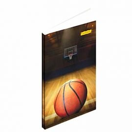 Premium Long Notebook Hard Cover 1