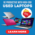 Used & Refurbished Laptops