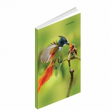 Premium Long Notebook Hard Cover 5