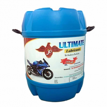 Engine oil 50l glomikart